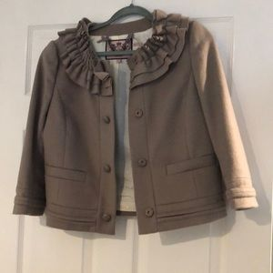 Jackie Kennedy style Juicy Couture jacket s M